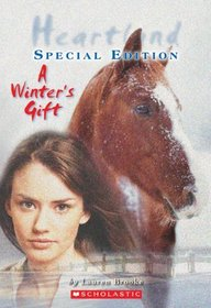 Heartland Special Edition: A Winter's Gift (Turtleback School & Library Binding Edition)