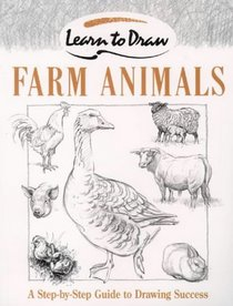 Farm Animals (Collins Learn to Draw)