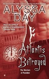 Atlantis Betrayed (Warriors of Poseidon, Bk 6)