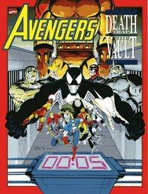 The Avengers: Deathtrap : The Vault (Marvel comics)