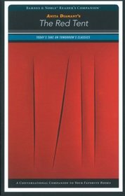 The Spark Notes Barnes and Noble Readers Companion: Red Tent (SparkNotes BN Reader's Companion)