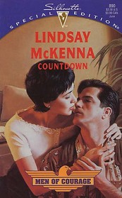 Countdown (Men Of Courage) (Silhouette Special Edition, No 890)