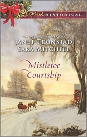 Mistletoe Courtship: Christmas Bells for Dry Creek / The Christmas Secret (Love Inspired Historical)