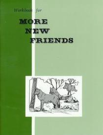 Workbook for More New Friends