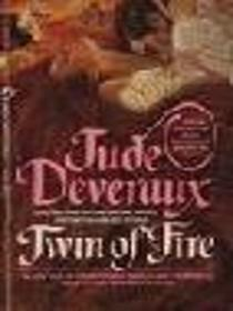 Twin of Fire (Taggert, Bk 1)