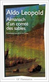 Almanach d'un comte des sablessuivi de quelques croquis