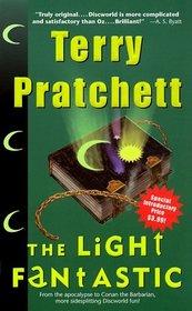 The Light Fantastic (Discworld, Bk 2)