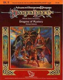 Dragons of Mystery (Dragonlance module DL5)