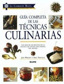 Le Cordon Bleu guia completa de las tecnicas culinarias (Spanish Edition)