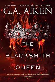 The Blacksmith Queen (Scarred Earth, Bk 1)