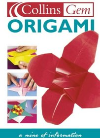 Origami (Collins Gems Series)