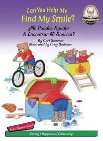 Can You Help Me Find My Smile? / Me puedes ayudar a encontrar mi sonrisa? (Another Sommer-Time Story Bilingual)