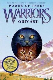 Outcast (Warriors: Power of Three, Bk 3)