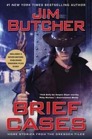Brief Cases (Dresden Files, Bk 15.1)