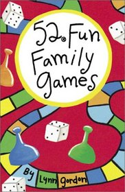 52 Fun Family Games (52 Decks)