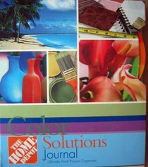 Color Solutions Journal Ultimate Paint Project Organizer