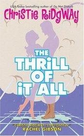 The Thrill of It All (Avon Romance)