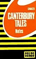 Canterbury Tales/Coles Notes
