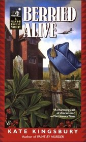 Berried Alive (Manor House Mystery, Bk 6)