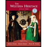 Western Heritage : Since 1300 - Textbook Only