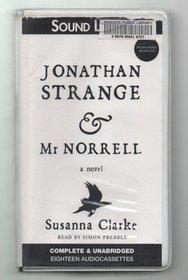 Jonathan Strange and Mr. Norrell (Audio Cassette) (Unabridged)
