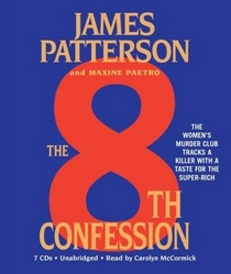 The 8th Confession (Women's Murder Club, Bk 8) (Audio CD) (Unabridged)