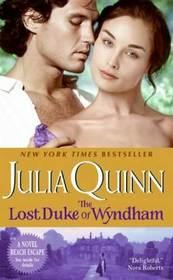 The Lost Duke of Wyndham (Two Dukes of Wyndham, Bk 1)
