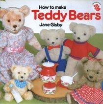 How to Make Teddy Bears