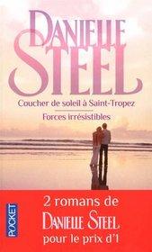 Coucher de soleil à Saint-Tropez ; Forces irrésistibles (French Edition)