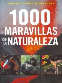 1000 Maravillas de La Naturaleza (Spanish Edition)