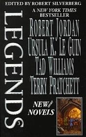 Legends, Vol 3: New Short Novels