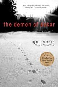 The Demon of Dakar (Ann Lindell, Bk 3)