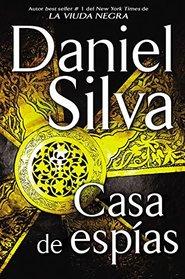 Casa de esp�as (Spanish Edition)
