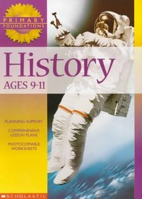 History 9-11 Years (Primary Foundations)