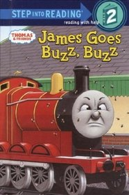 James Goes Buzz Buzz (Step into Reading)