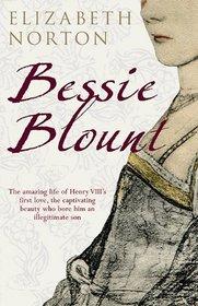 BESSIE BLOUNT: The King's Mistress