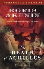 The Death of Achilles (Erast Fandorin, Bk 4)