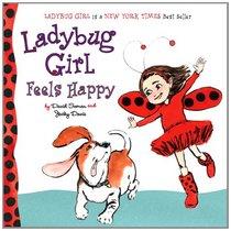 Ladybug Girl Feels Happy