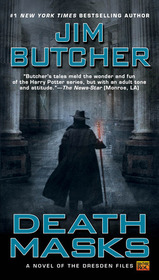 Death Masks (Dresden Files, Bk 5)