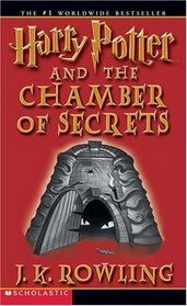 Harry Potter and the Chamber of Secrets (Harry Potter, Bk 2)