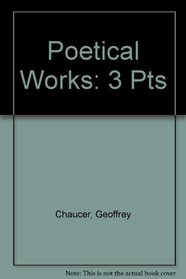 Poetical Works: 3 Pts