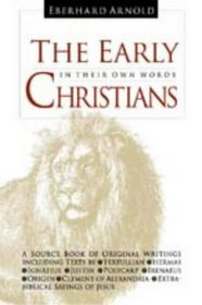 Early Christians After the Death of the Apostles