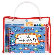 52 Series: Travel Activity Kit: Repackaged Edition