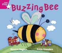 Buzzing Bee: Pink Level (Rigby Star Guided Phonics Opportunity Readers)