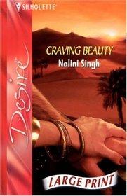 Craving Beauty (Large Print)