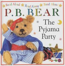 Pb Bear Read Aloud Pyjama Party (Pyjama Bedtime Bear)