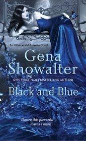 Black and Blue (Otherworld Assassin, Bk 2)
