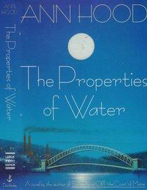 Properties of Water (Large Print)