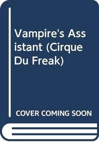 Vampire's Assistant (Cirque Du Freak)