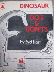 Dinosaur Do's and Don'ts (Windmill Paperback)